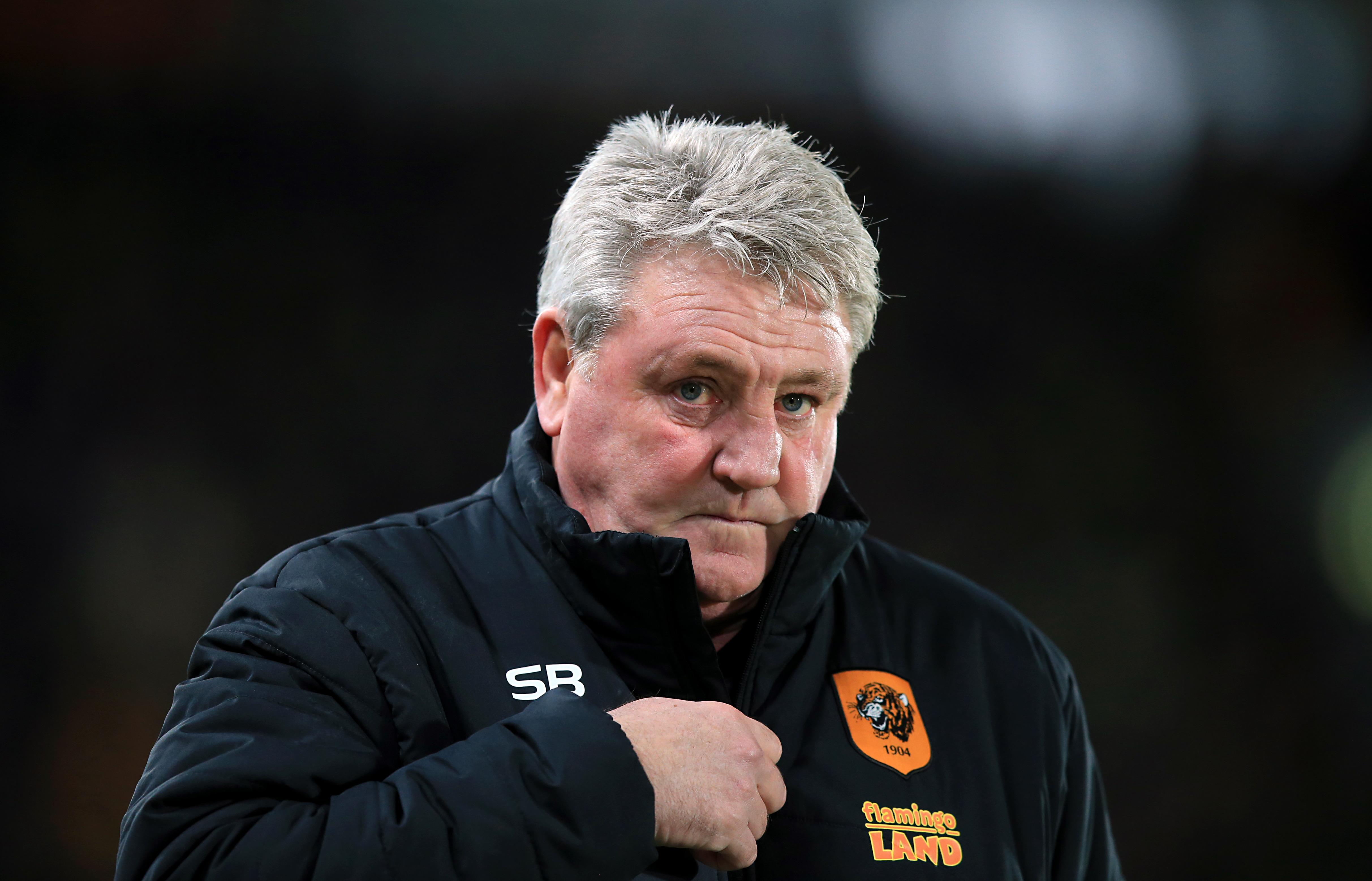 Steve Bruce was sacked just last week. Image: PA Images