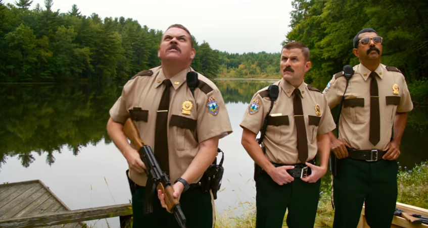 Super Troopers 2 gets a new red band trailer