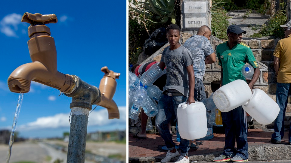 What Will Happen On 'Day Zero' When Cape Town Runs Out Of Water?