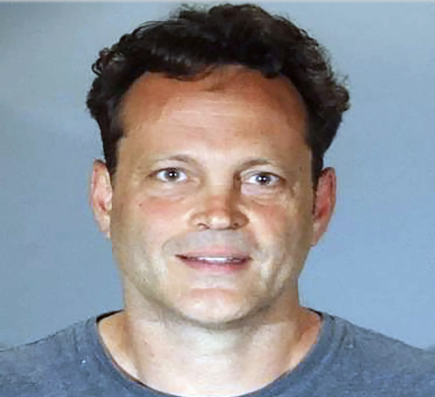 Actor Vince Vaughn Arrested on Suspicion of Drunken Driving, Resisting Arrest