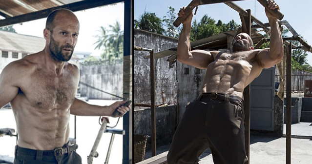How Jason Statham Has Managed To Stay Ripped All These Years