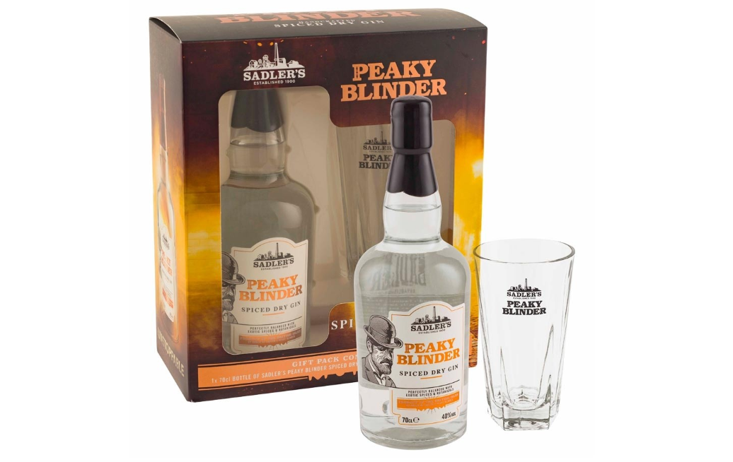 You can even get this gift set as a bank holiday treat for yourself. Credit: www.drinksupermarket.com