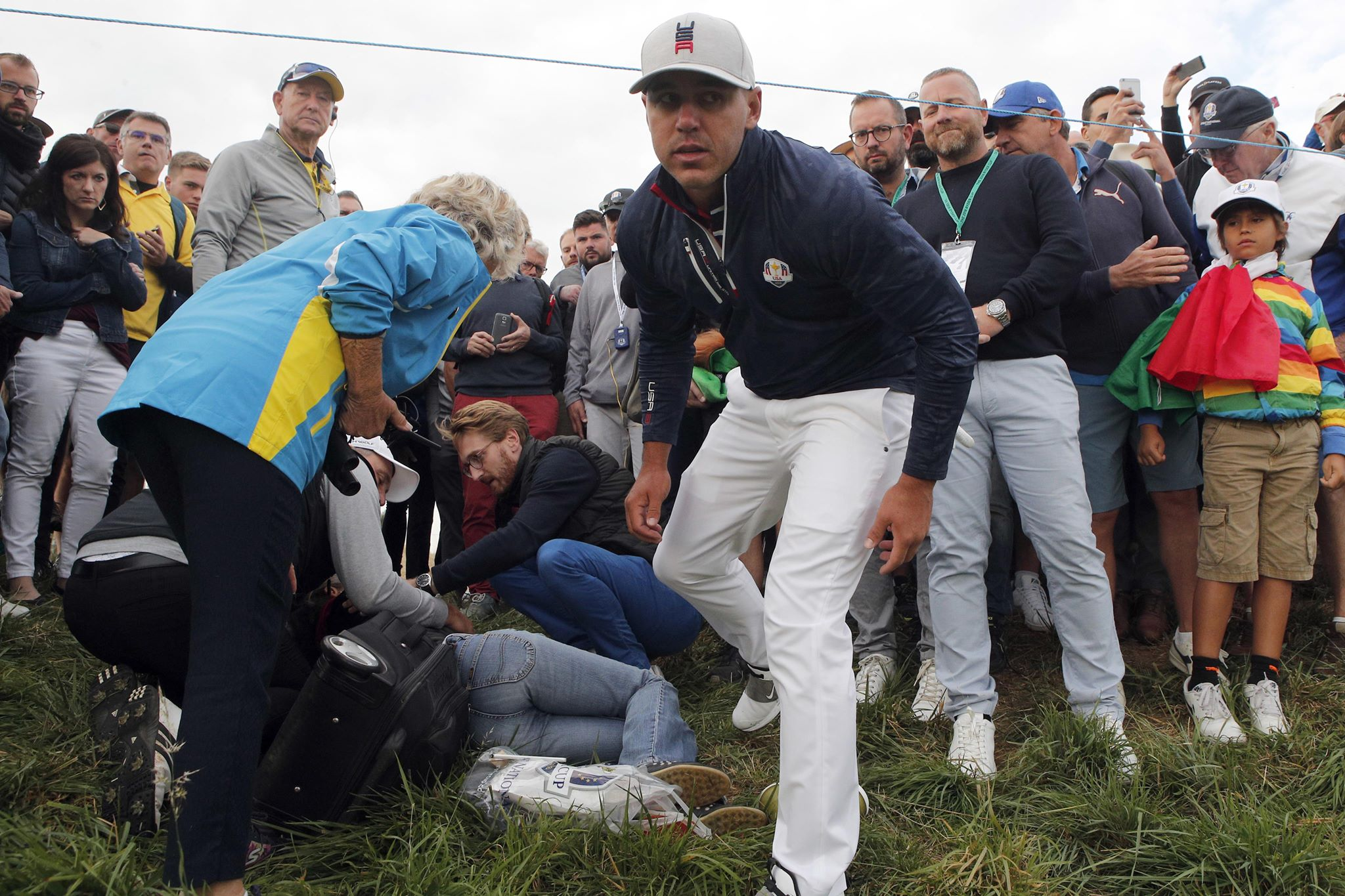 The Second Event Of The Ryder Cup Just Finished