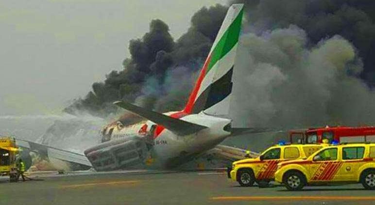 Man Wins Lottery Six Days After Surviving Dubai Plane Crash