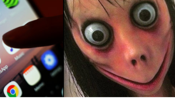 Terrifying 'Momo' Challenge Is Taking Over The Internet