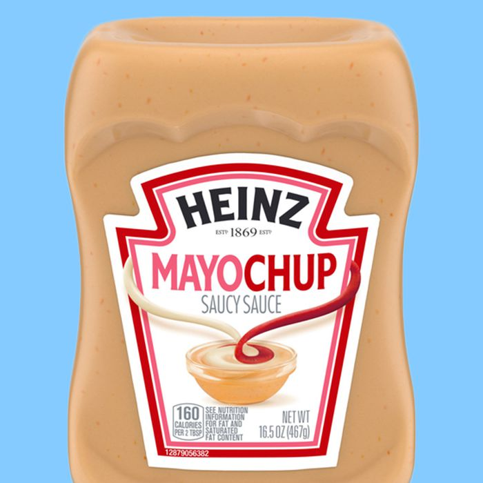 Heinz Mayochup Is Finally Hitting Stores This Month