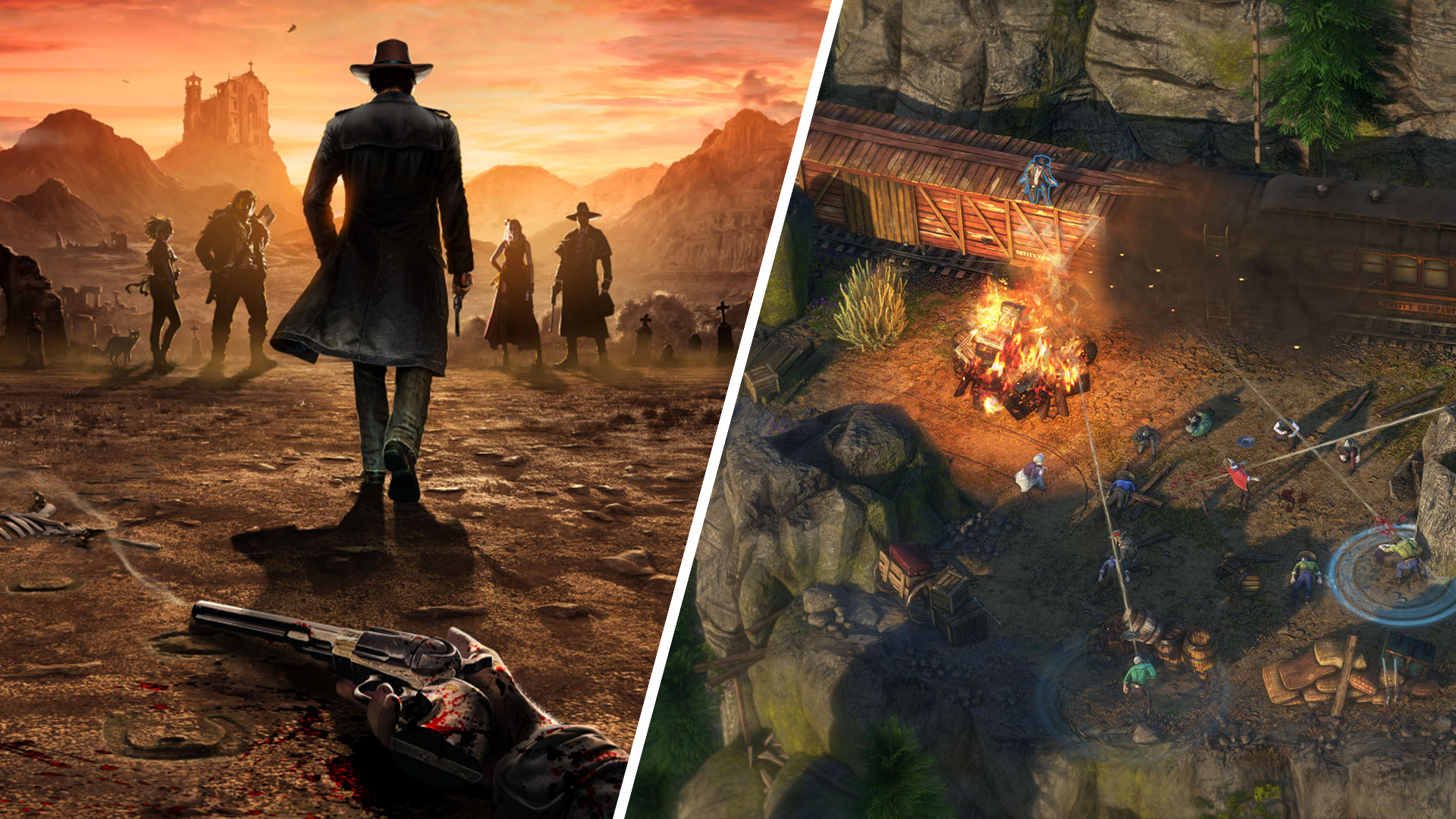 Desperados 3 Review It S Like Hitman In The Wild West Ladbible