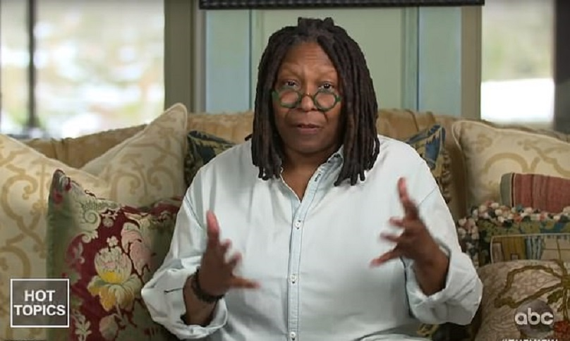 'The View' Host Whoopi Goldberg Reveals She Almost Died of Pneumonia