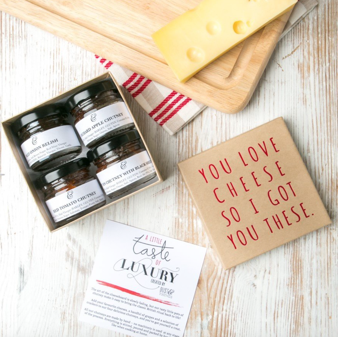 Cheese Lovers Need To Treat Themselves To These Gifts