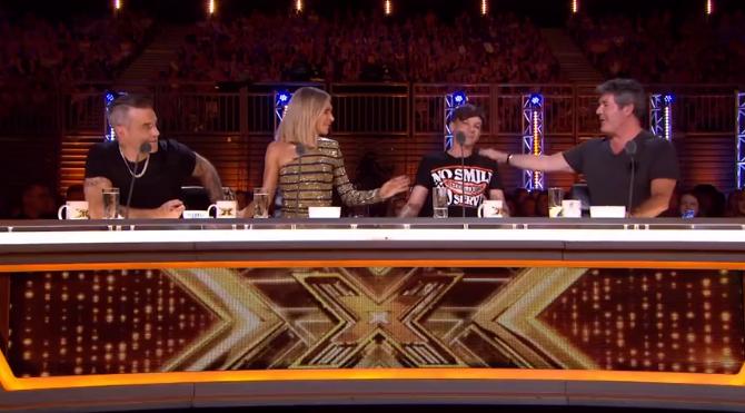 Credit: X Factor/ITV