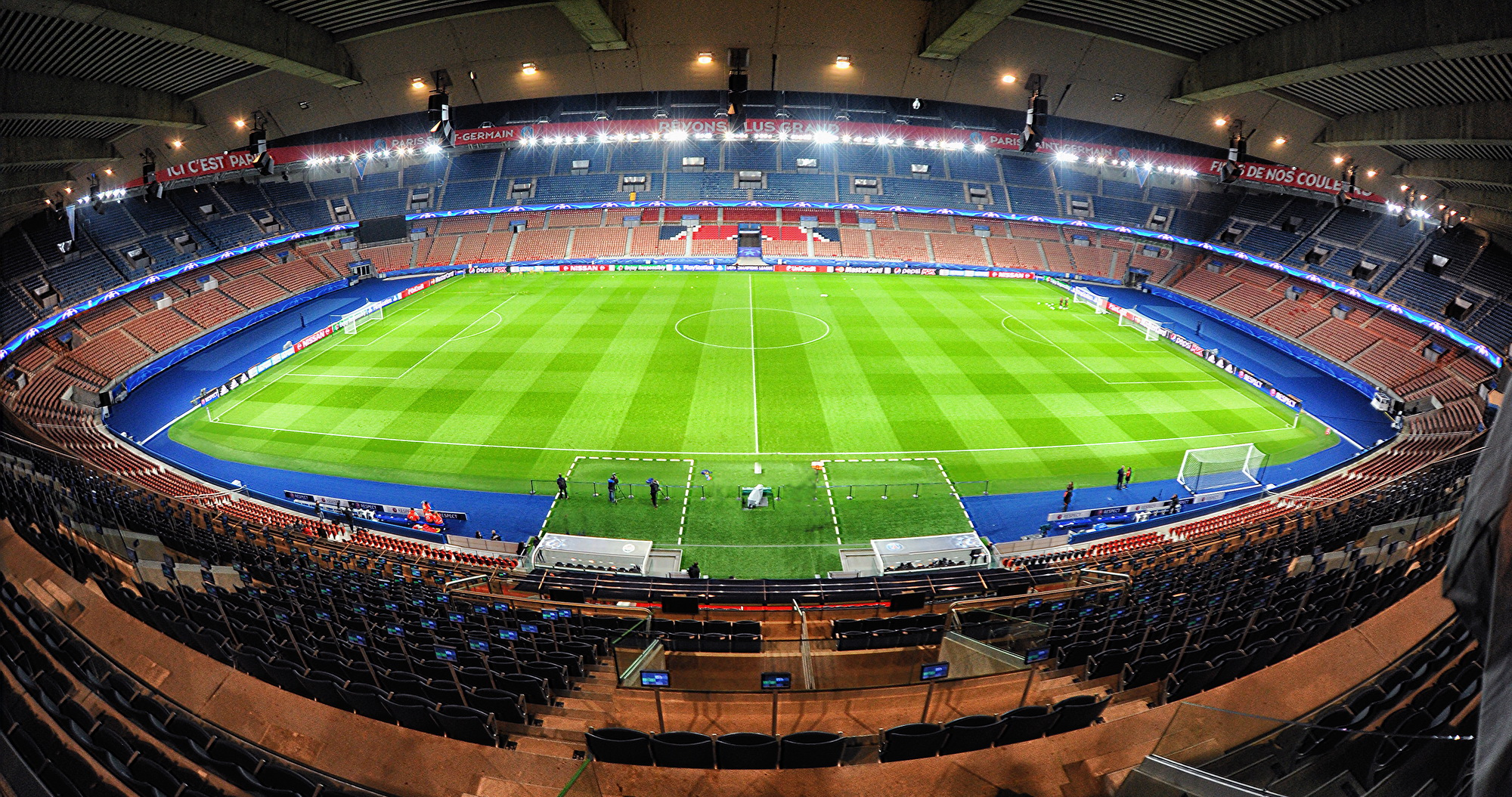Made Bomb Found Near Parc Des Princes Stadium Hours Before PSG Fixture