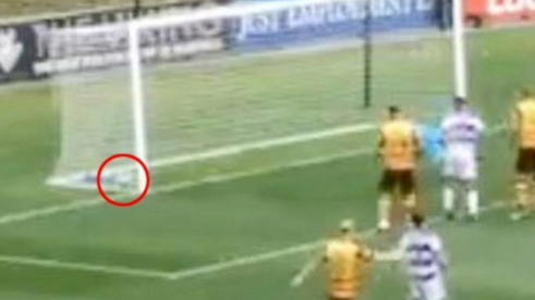 The Most Shocking 'Ghost Goal' Happened In Scottish Football