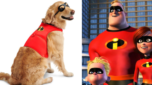 6e231db1f Disney Is Selling 'Incredibles 2' Costumes For Superhero Dogs - LADbible