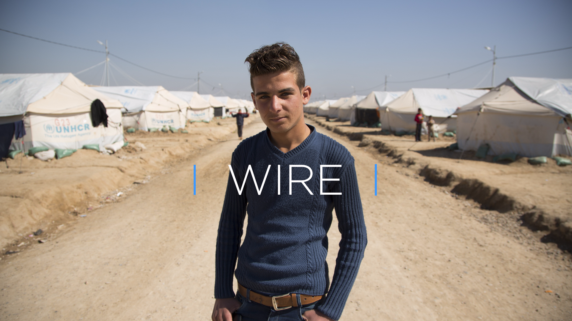 Escape From ISIS: The Story Of A 17-Year-Old's Road To Freedom
