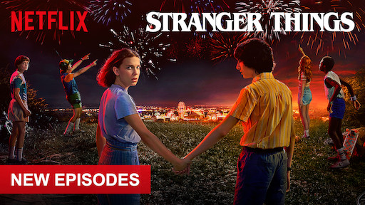 The New Stranger Things 3 Series Is Out On Netflix. Credit: Netflix