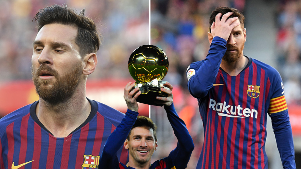 Why Lionel Messi Coming Fifth In The Ballon d'Or Is A Joke
