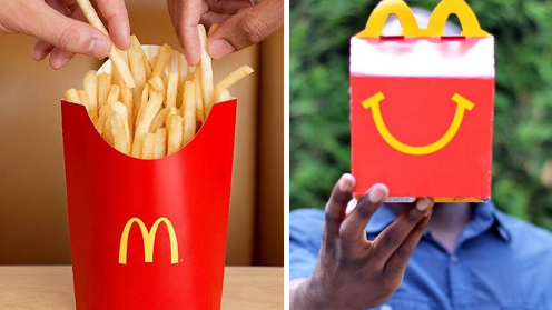 Happy Meals Get Healthier As McDonald's Adds A New Option To The Menu
