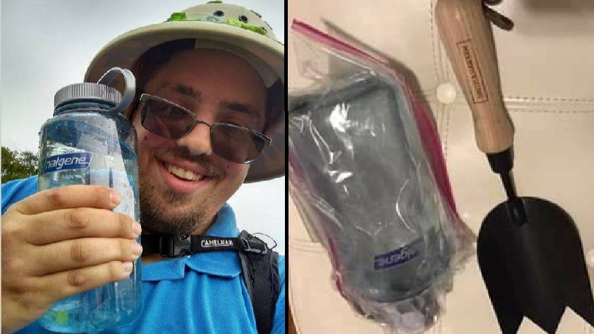 LAD Buries Vodka Ahead Of Music Festival Then Digs It Up When It's On