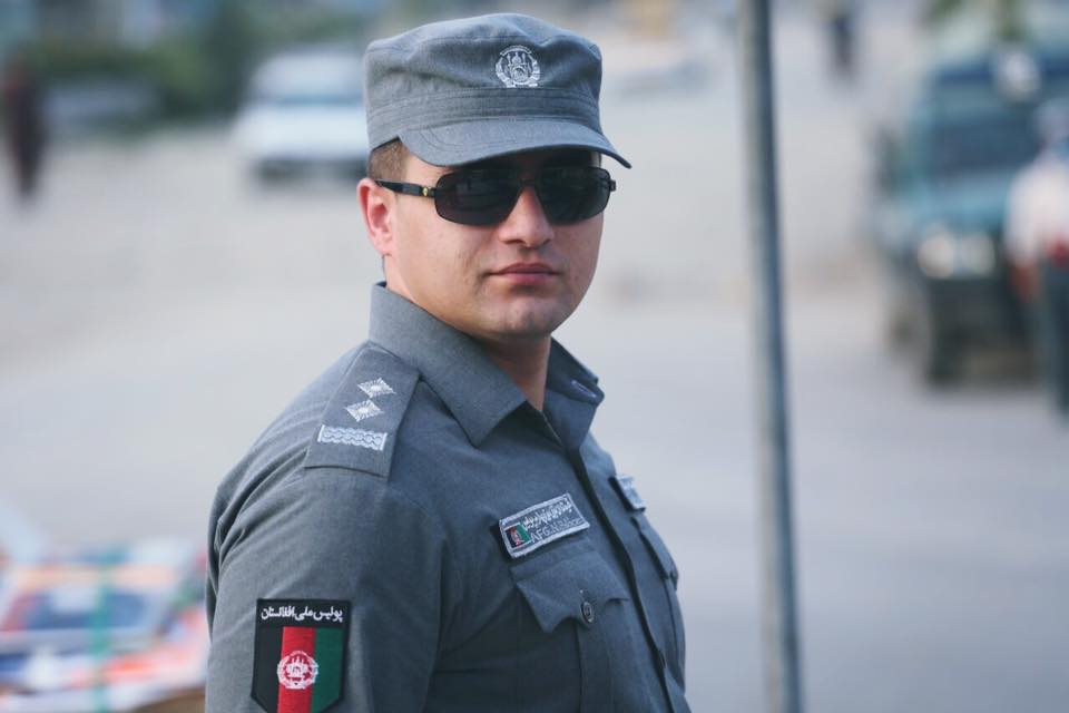 Sayed Officer