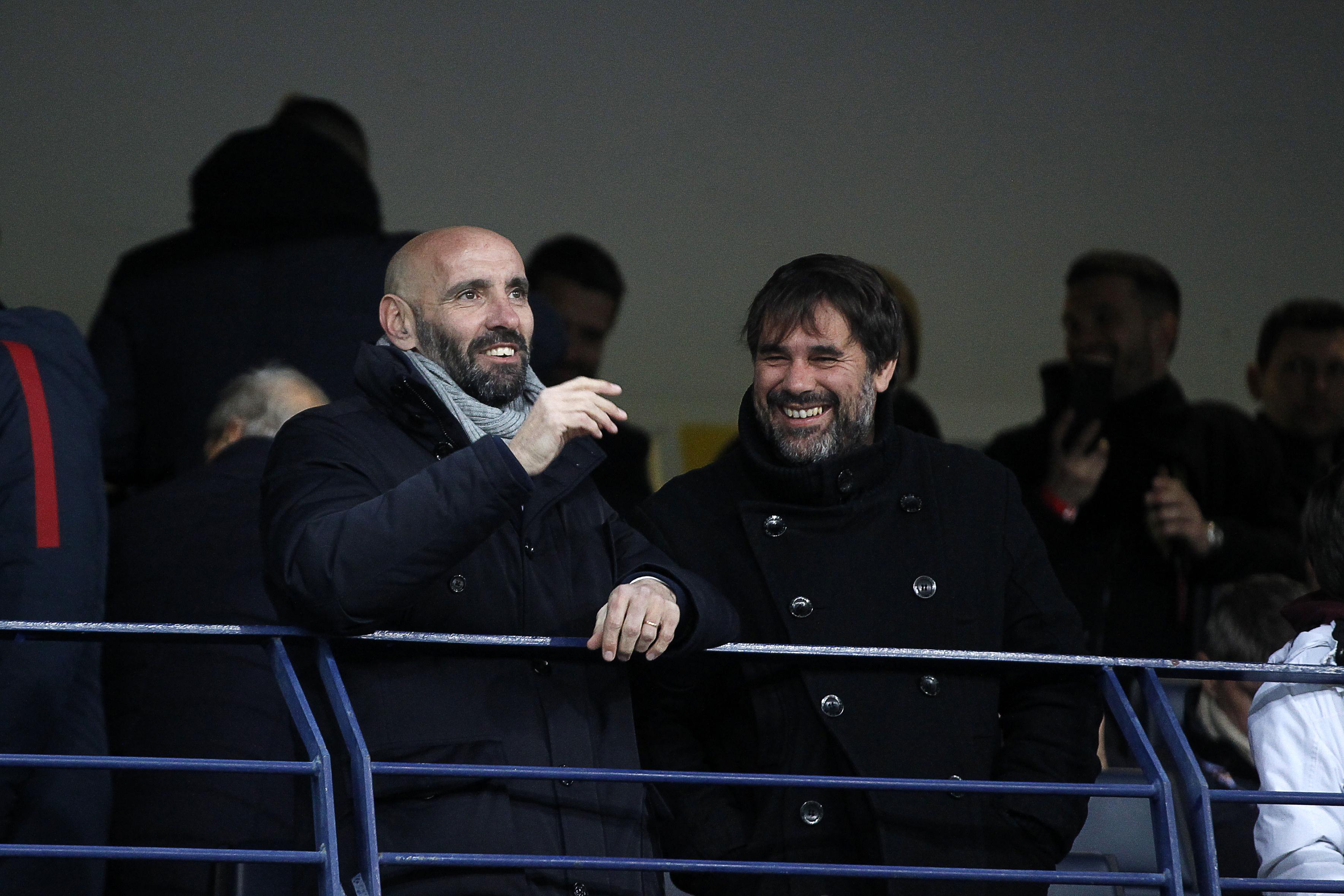 Monchi had a brilliant spell at Sevilla but had mixed results at Roma. Image: PA Images