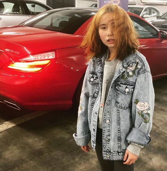 Danielle Bregoli Brawls with Woah Vicky and Lil Tay!!!