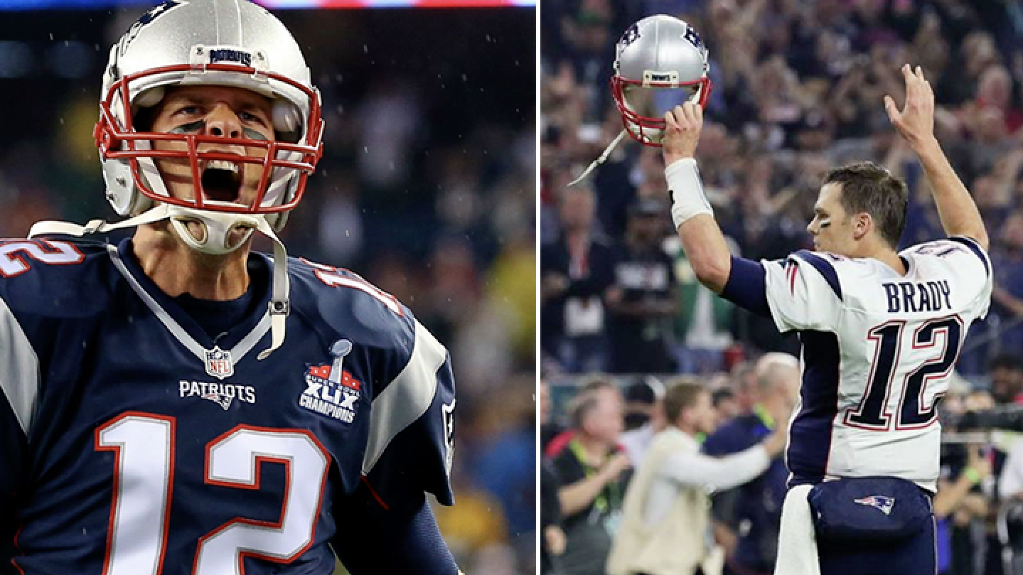Tom Brady Becomes The First Player To Win Six Super Bowl Rings Sportbible