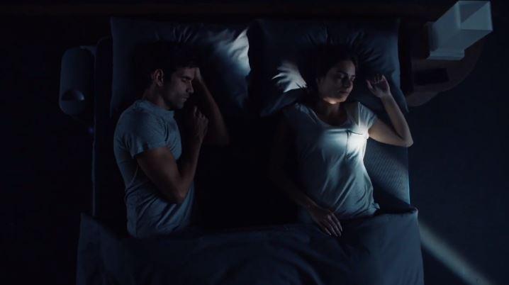 Look how peaceful they look. Credit: Eight Sleep