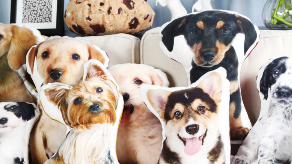 You Can Now Get Giant Custom Pillows Of Your Furry BFFs
