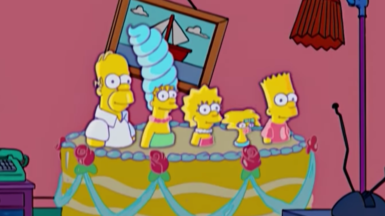 A Man Ate LSD For Two Days And Watched 'The Simpsons'