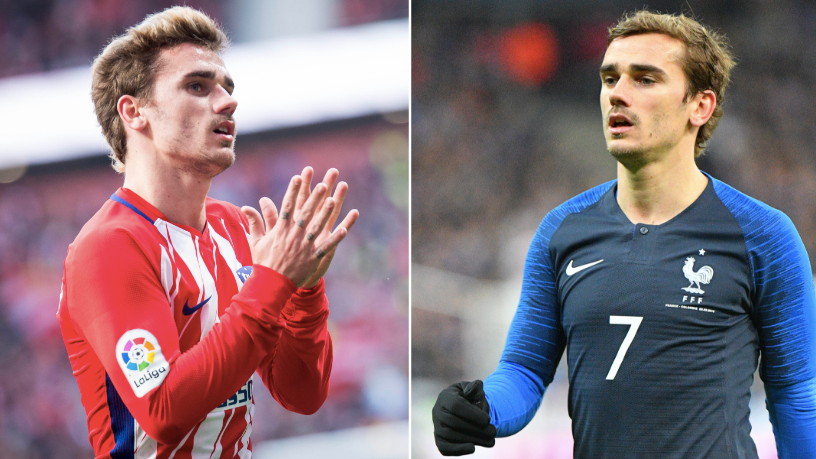 359824479 There s A Reason Why Antoine Griezmann Never Wears A Short Sleeved Shirt