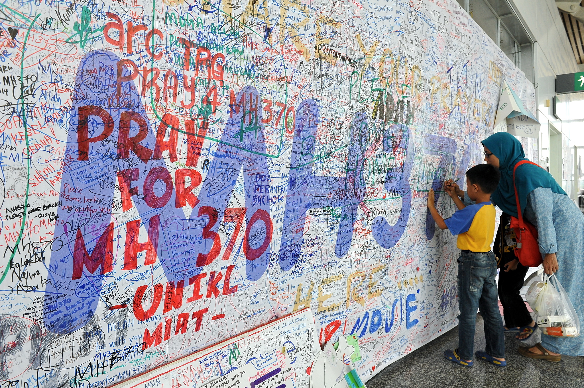 Will we ever know what became of MH370? Credit: PA