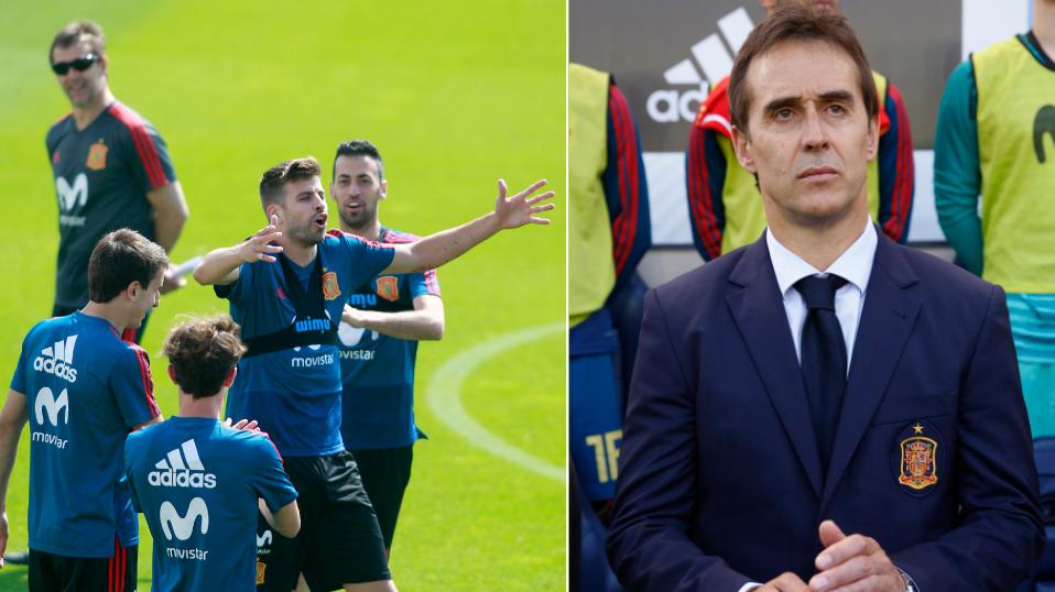 Spain To Sack Coach Julen Lopetegui Less Than 24 Hours Until World Cup