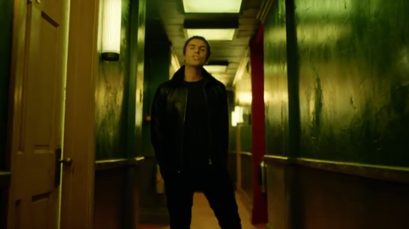 Liam Gallagher's First Solo Track 'Wall Of Glass' Played Exclusively On BBC Radio 1