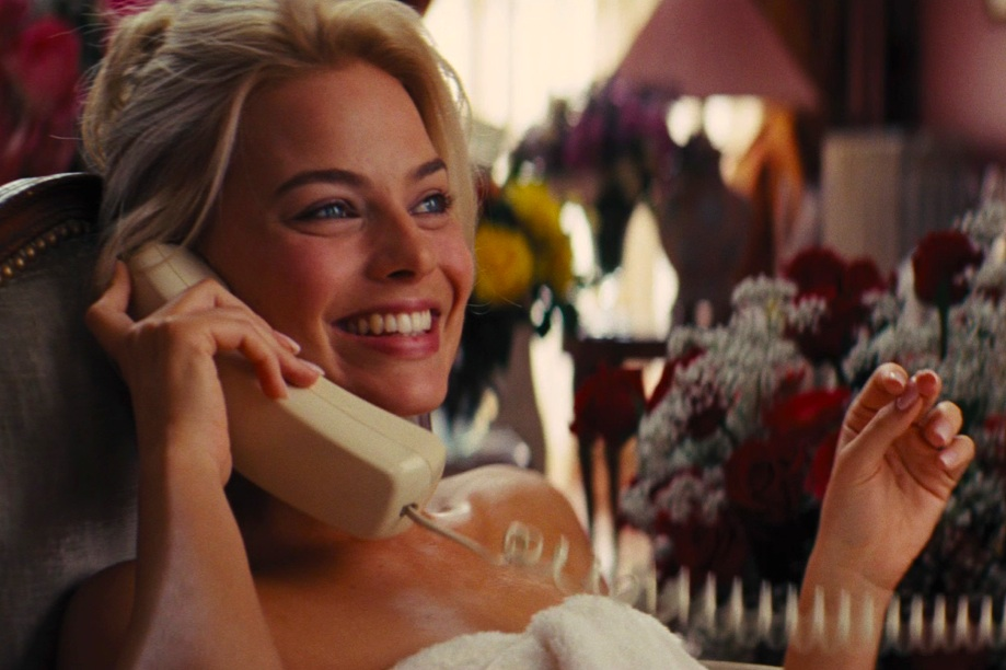 Margot Robbie The Wolf Of Wall
