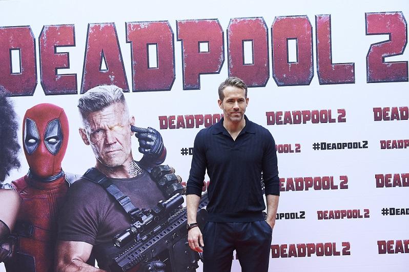 Deadpool apologizes to David Beckham
