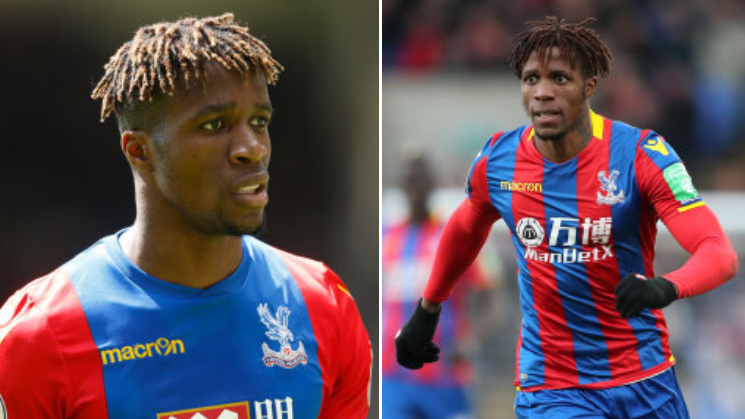 European Giant Offer Player And Cash For Crystal Palace's Wilfried Zaha