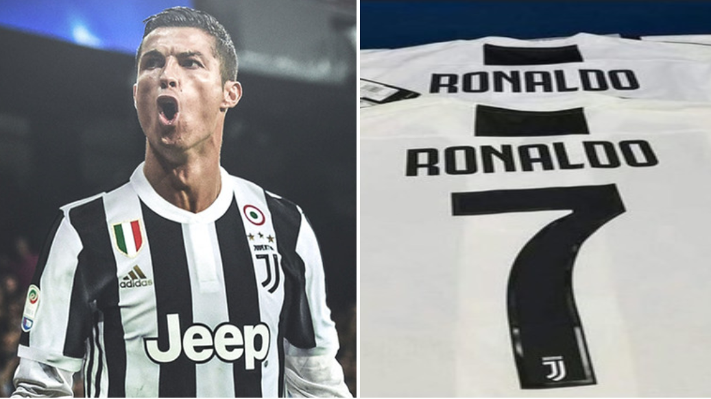 e91e5f635 Juventus Sold A Ridiculous Amount Of Cristiano Ronaldo Shirts In 24 Hours