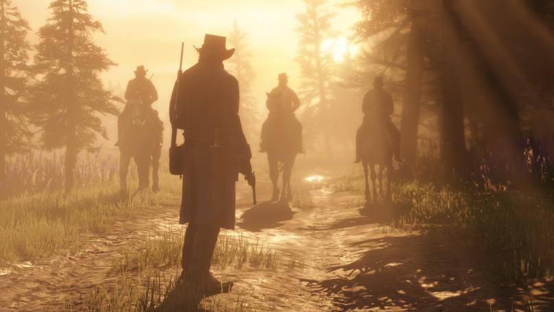 Credit Rockstar Games