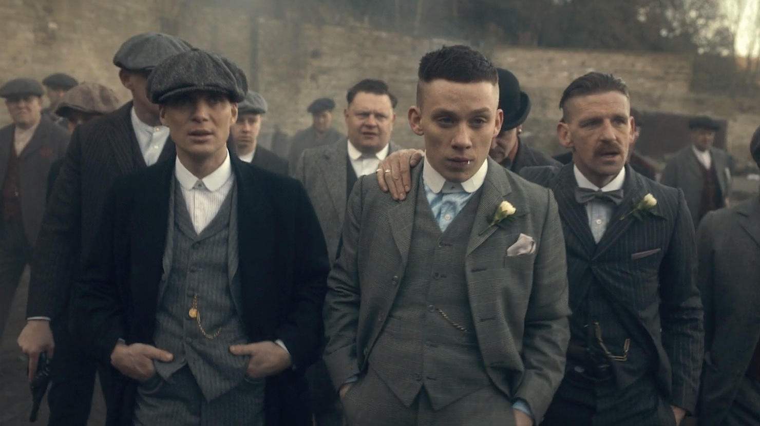 New Sky Drama Gangs Of London Is The New Peaky Blinders Tyla