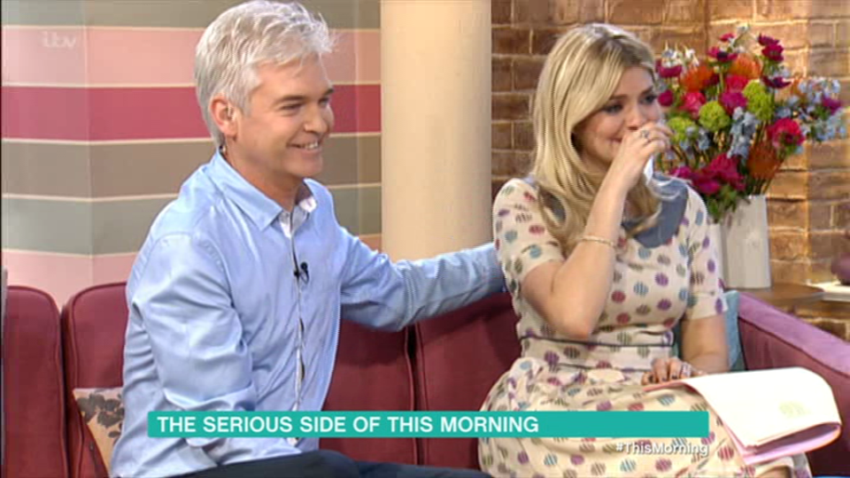 Why Holly Willoughby nearly turned down her presenting job on This Morning