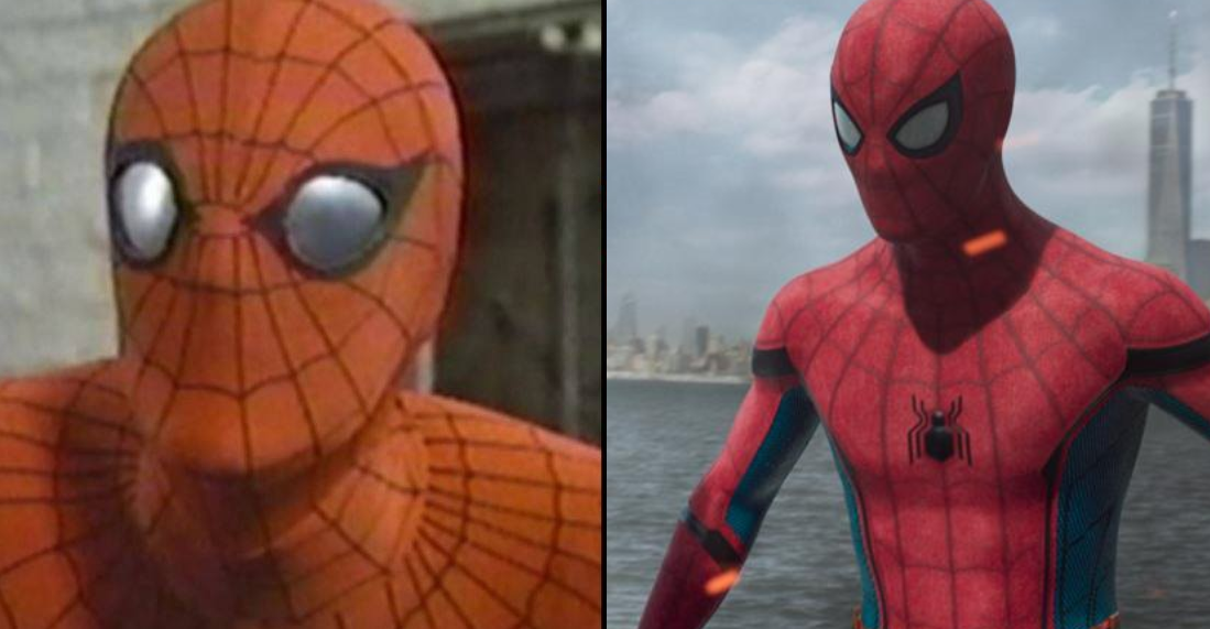 Spider-Man has aged well. Credit: Walt Disney/Columbia Pictures