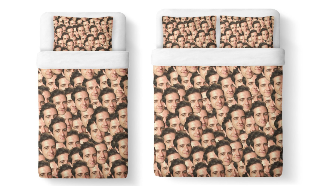 You Can Now Get Duvet Covers With Your Best Mate's Face All Over