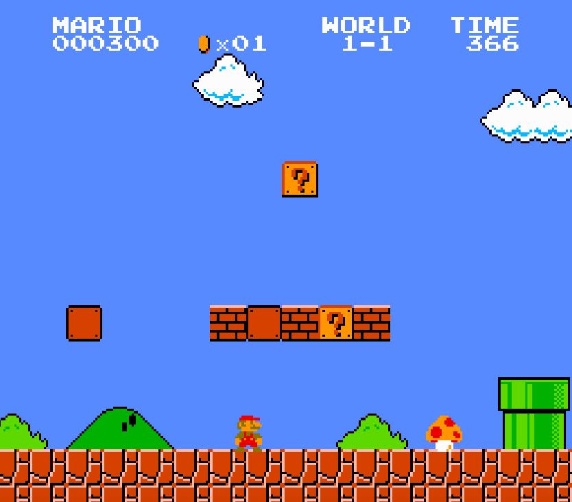 Super Mario Bros. / Credit: Nintendo