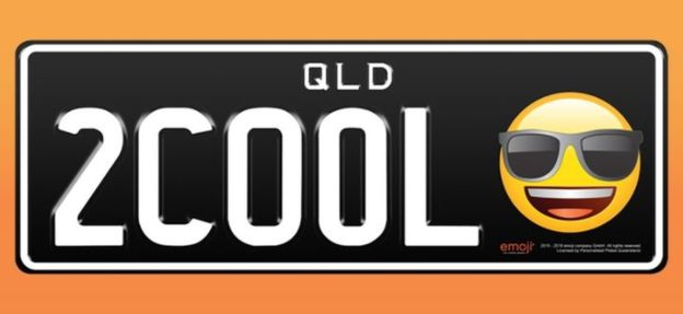 Credit: Personalised Plates Queensland