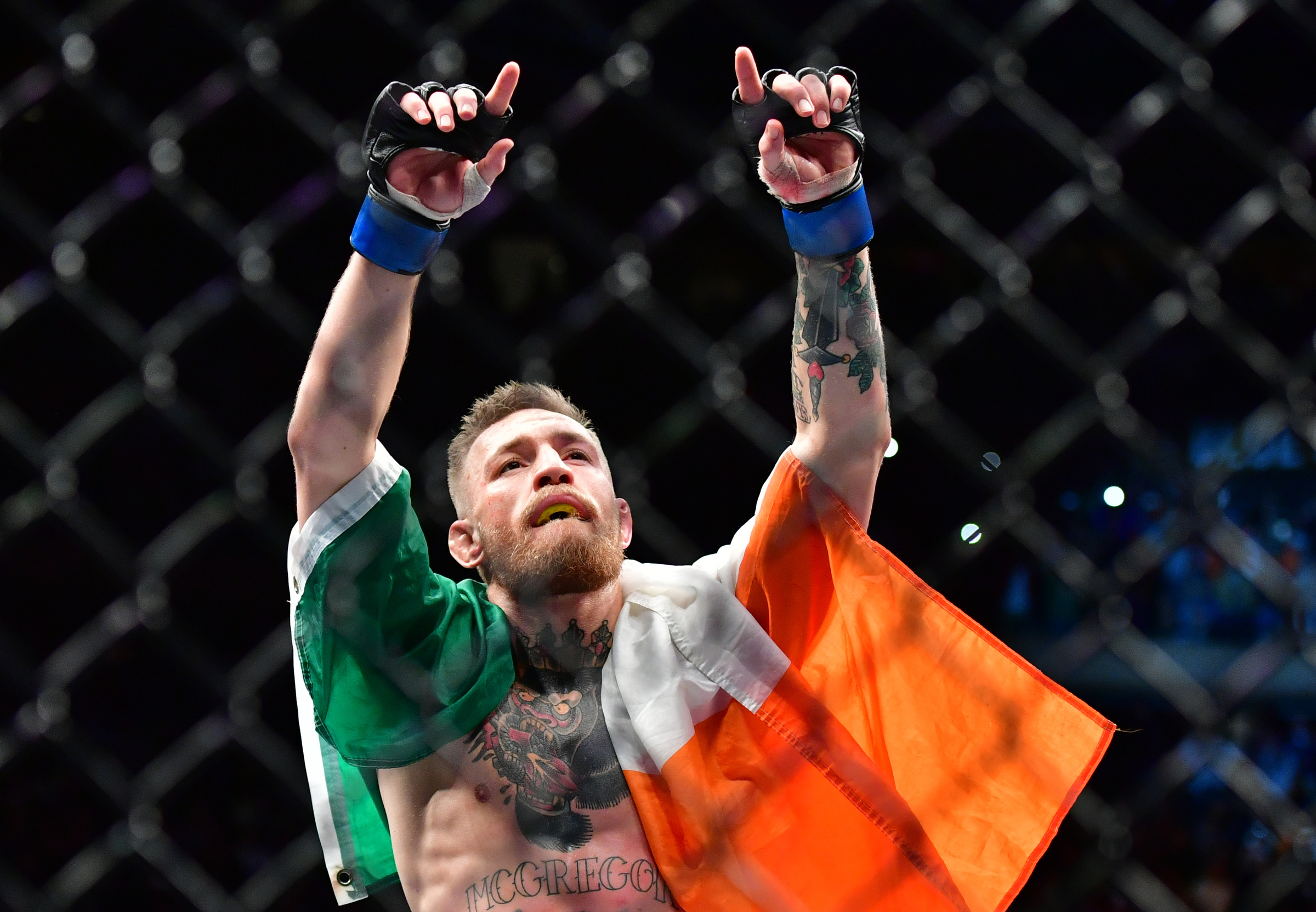 Conor McGregor has announced his retirement from MMA