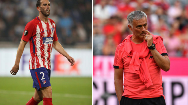 Diego Godin's Agent Played Man United Brilliantly