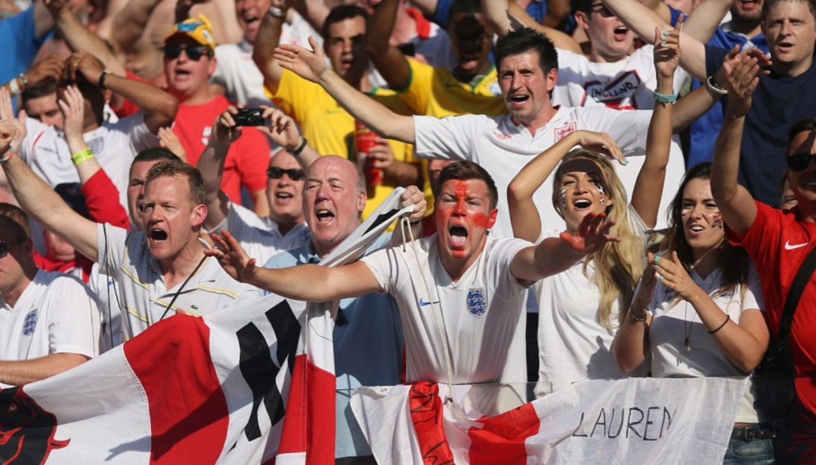 England fans make late dash to Russian Federation  for World Cup semi-final