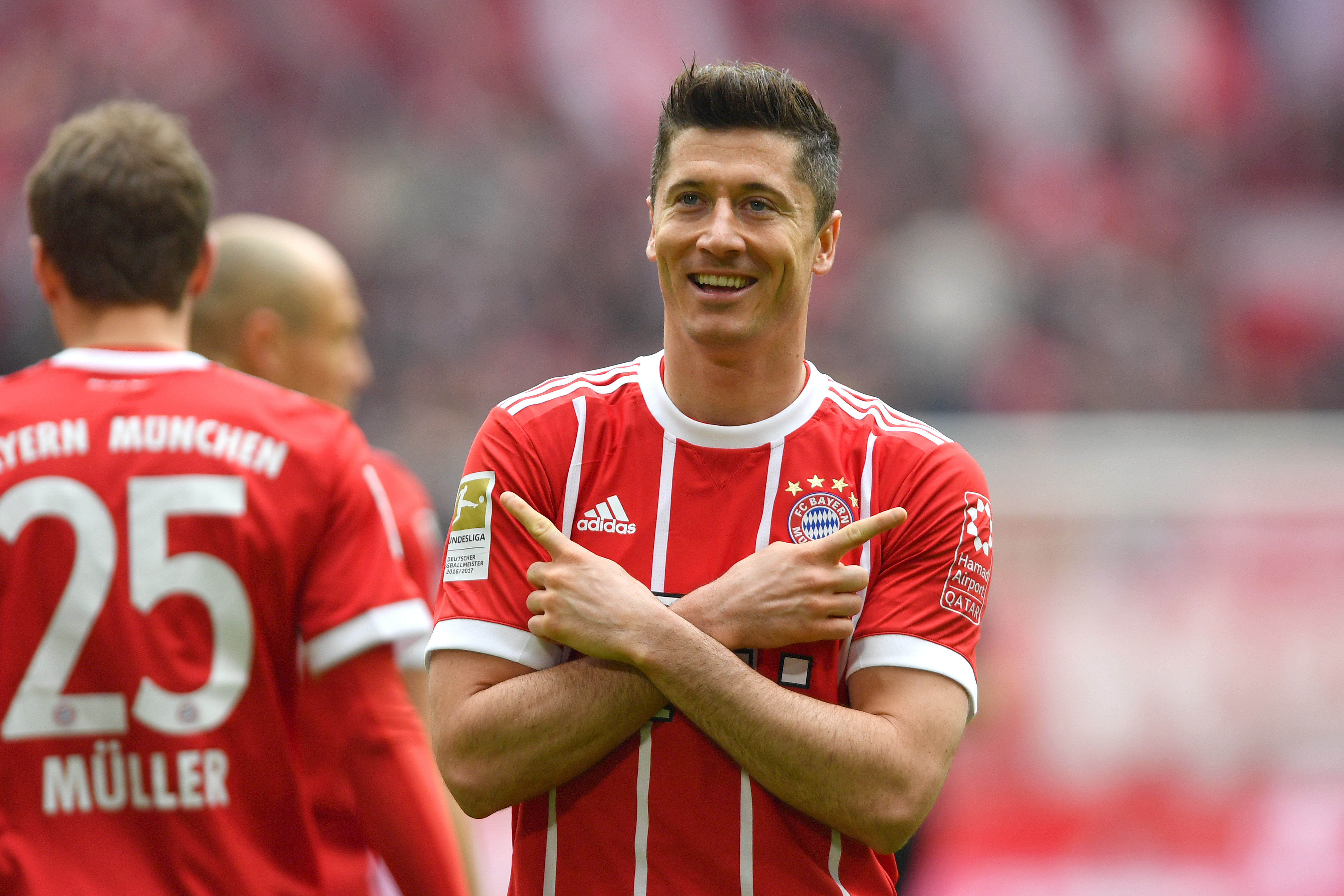 Robert Lewandowski And Real Madrid Reportedly Agree Terms On Move