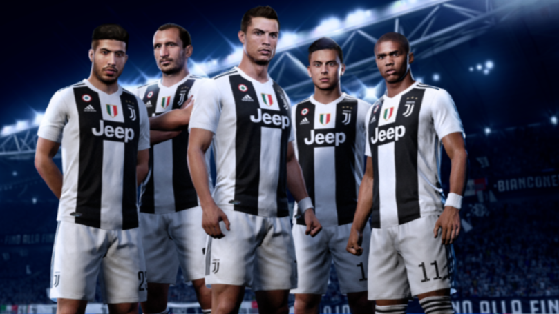 Juventus Will Be Everybody S Favourite Team On Fifa 19 Sportbible