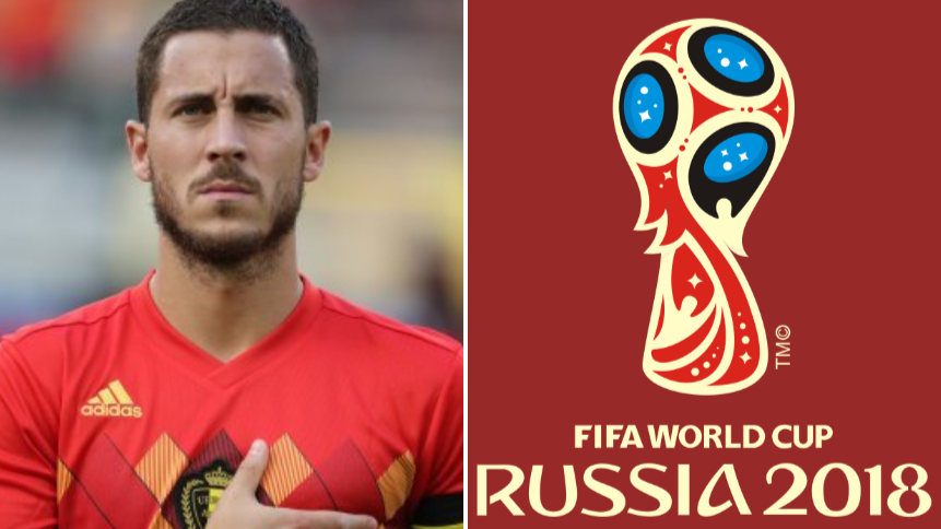 Eden Hazard Predicts The Entire World Cup Knockout Stage ... - photo#37